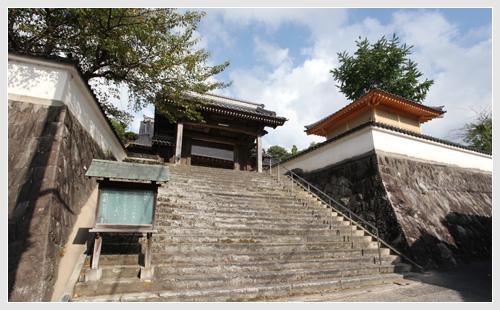 正蔵坊・山門